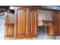 Wooden Kitchen Cupboard doors