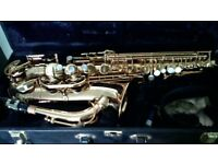 Alto Saxophone Buffet Crampons Evette with Meyer Mouthpiece