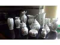 Anysley Wild Tudor Pottery Collection