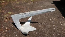 20kg Bruce claw-type anchor