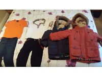 Kids Clothes Bundle 12-18 + 2-3