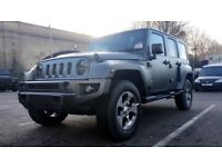 Jeep Wrangler 18 inch Alloy Wheels & Tyres set of 4