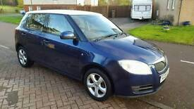 Skoda fabia 2008 bargain need the space on the driveway asap