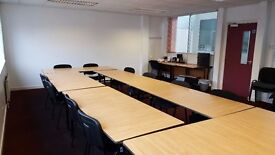 Desks and office spaces available!
