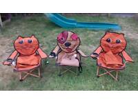Children's sun chairs