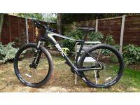 BMC Teamelite TE02 XT 2017 Carbon Mountain Bike RRP £2300