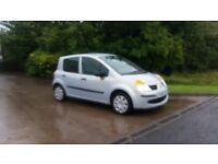 Renault Modus 1 YEAR MOT