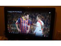 "32"" Pro+ System, LCD -Full HD, DVB - Freeview HD"