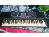 Bass guitar, Yamaha Keyboard