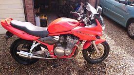 Suzuki Bandit 600 - A2 Legal!!