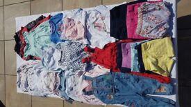 Kids summer clothes bundle
