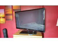 For sale 3d plasma tv and electric glasses