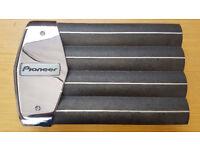 Pioneer Premier PRS-X340 - in car - amplifier. 150 Watts x 4