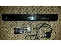 Panasonic blu Ray player dmp-bd81