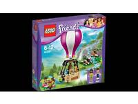LEGO Friends Heartlake Hot Air Balloon Set