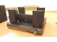 Sony 5.1 home cinema system / surround sound