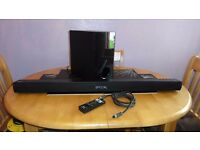 LG LAS355B 120W 2.1Ch Sound Bar with Subwoofer and Bluetooth