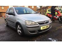 Vauxhall, CORSA, Hatchback, 2004, Manual, 1248 (cc), 3 doors
