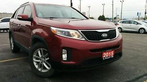 2015 Kia Sorento LX AWD, Bluetooth, Cruise, AC