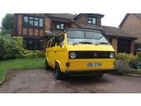 VW T25 Street Van