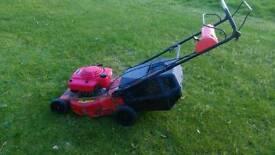 Honda self drive mower for sale