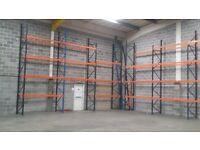 Pallet racking, warehouse racking 6m high
