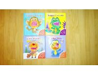 Children's puppet books