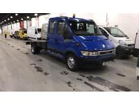Iveco Daily Recovery Truck 3.5 Ton 7 Seater