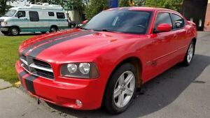 2010 Dodge Charger R/T - A/C + CUIR - BAS MILLAGE!!