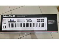 Axiom pro 61 keyboard