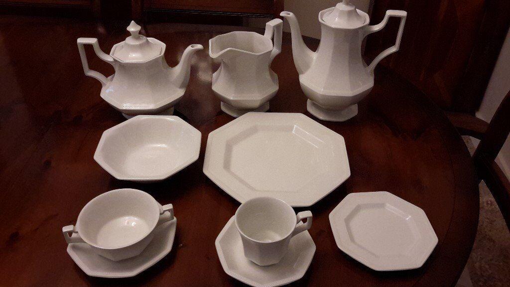 Johnson Brothers Heritage White Dinnerware | in Epsom, Surrey | Gumtree