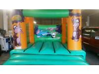 Bouncy castle in excellent condition