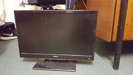 15 inch 1080p tv/monitor with built in dvd player