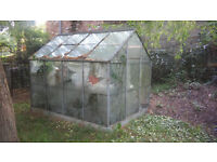 Used greenhouse looking for new home