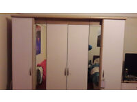Substantial Triple Wardrobe