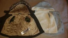 Jacket bundle 3-6m