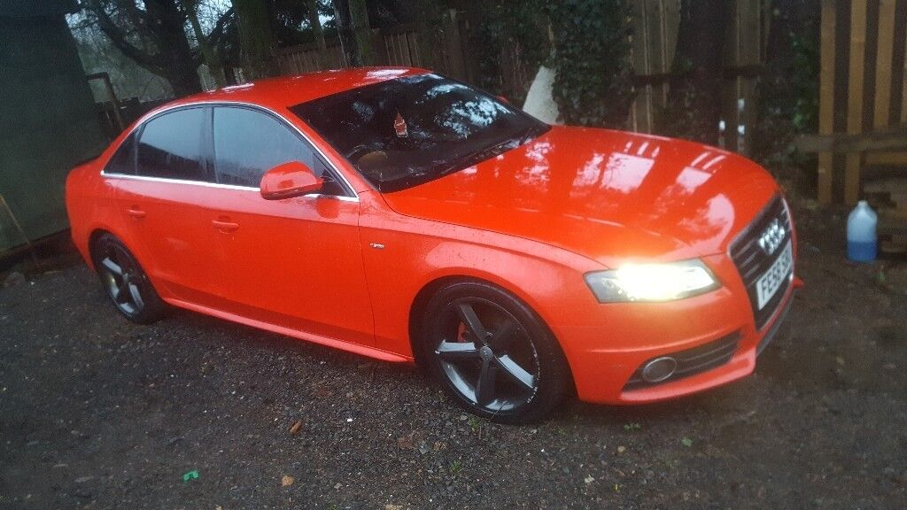 Audi A4 B8 18tfsi S Line Needs Some Tlc In Bothwell Glasgow Gumtree