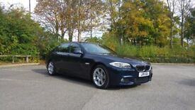 2011 BMW 520d m sport - 59k - black leather