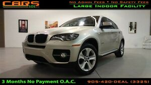 2010 BMW X6 xDrive35i | Navigation | Sunroof | Paddle Shift |