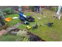 Petrol Lawn Mower Mccaalister 4.5hp