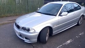 BMW 3 SERIES 3.0 330Ci Sport 2 Door Titanium Silver Coupe