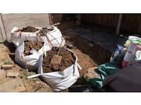 Free soil available