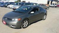 2007 Honda Civic LX Coupe (2 door)