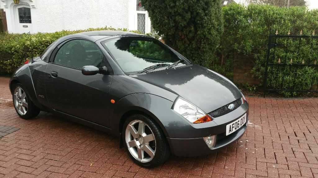 2006 ford street ka winter convertible hard top leather. Black Bedroom Furniture Sets. Home Design Ideas