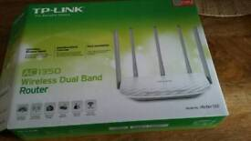 Broadband Router TP Link Dual Band