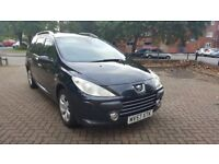 2007 AUTOMATIC PEUGEOT 307 7 SEATER IN LONDON