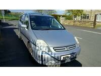 6 seater family car Honda stream 2.0 petrol manual Toyota picnic ford.galaxy vauxhall zafira