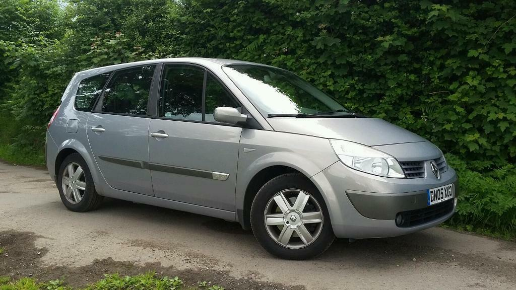 2005 05 renault grand scenic low mileage 7 seater in neath neath port talbot gumtree. Black Bedroom Furniture Sets. Home Design Ideas