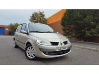 2007 Renault Megane Scenic 1.6 Dynamique VVT VERY LOW 53k 1 FORMER Family Car C Max Picasso