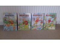 Rupert 1983 - 2003 (21 annuals)